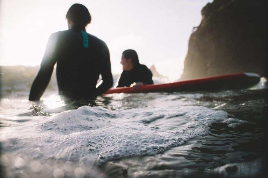 Are You Surf With a Right Foot Position? Check Here if You Do 1