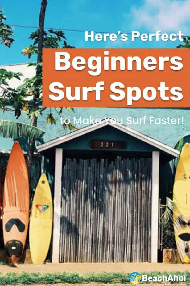 Here's Perfect Beginners Surf Spots to Make You Surf Faster! 4