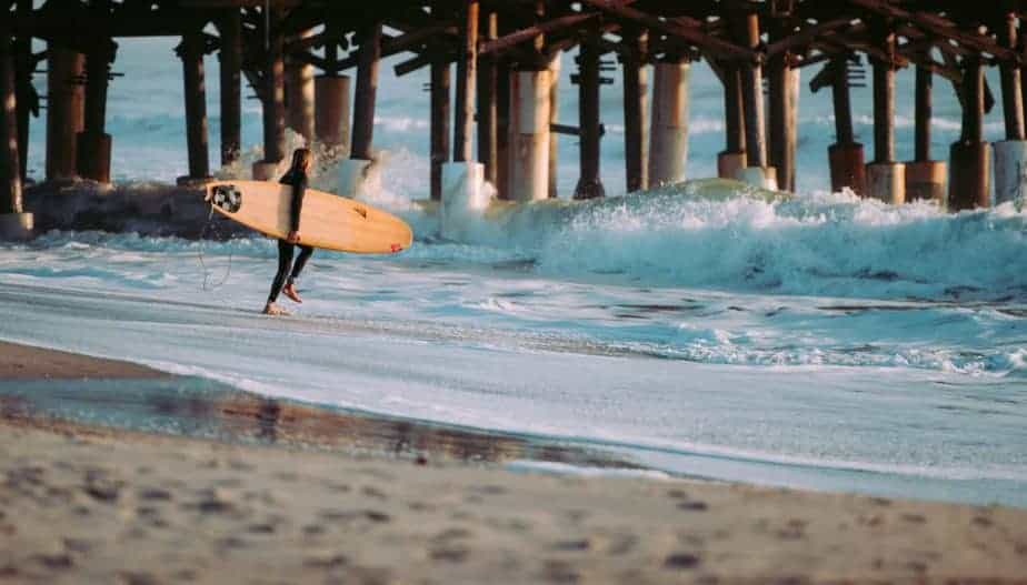 Which Type of Waves is Best for Twin Fin Surfboard? 1