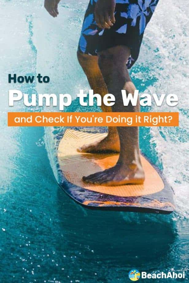 How to Pump the Wave and Check If You're Doing it Right?