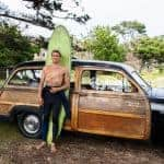 An Old School Surfing Guide for a Retro Surfboard 4