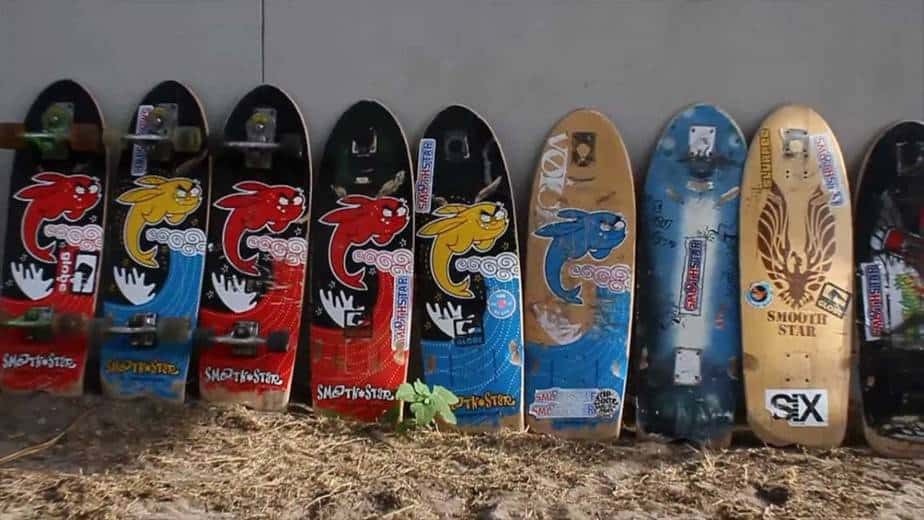 Top Five Smooth Star Skateboard Beloved by The Real Surfer 1